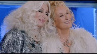 MAMMA MIA! HERE WE GO AGAIN - Cher Featurette