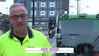 Vierdaagse Nijmegen 2019 - Iedere dag Nijmegen schoonvegen, het is dankbaar werk