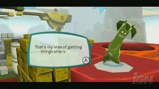 de Blob Nintendo Wii Gameplay - Spreading the Color (480p)