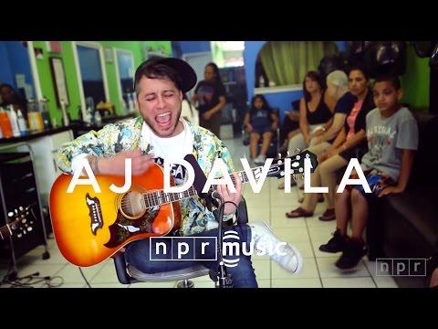 AJ Davila: NPR Music Field Recordings