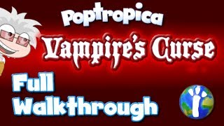 ★ Poptropica: Vampire
