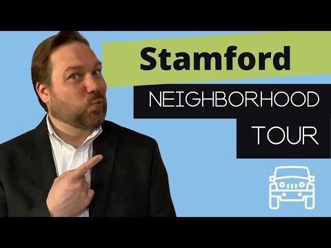 Living In Stamford CT - Stamford CT Neighborhood Tour With Stamford Realtor Charlie Vinci