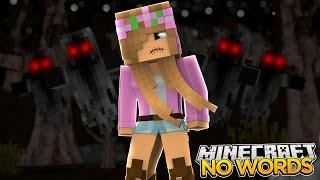 Minecraft Horror : LITTLE KELLY HAS NO WORDS!