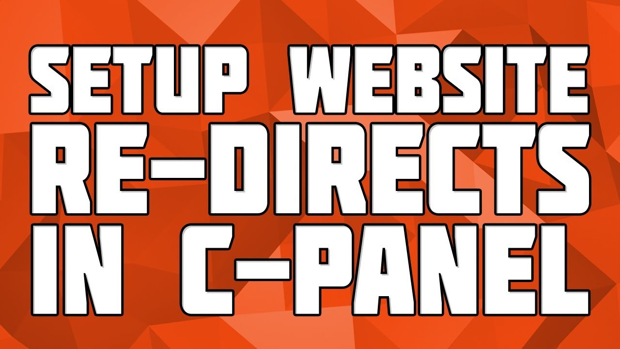 cpanel how to change default page