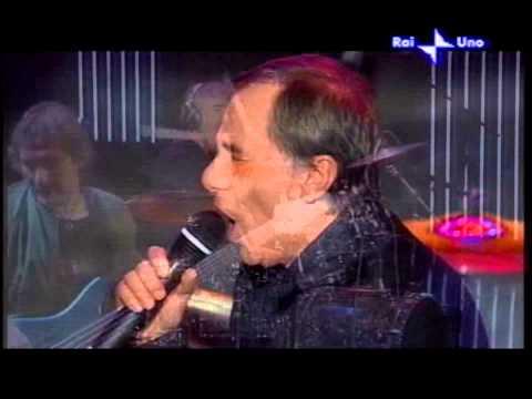 Nomadi e Roberto Vecchioni in Dove si va. Sanremo 2006