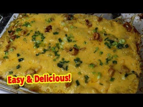Cheesy Chicken Enchiladas Recipe | Easy and Delicious!