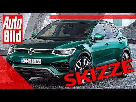 VW Tiguan (2020): Skizze - SUV - Insider - Zukunft