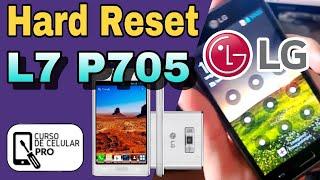 Hard Reset Lg P705 L7