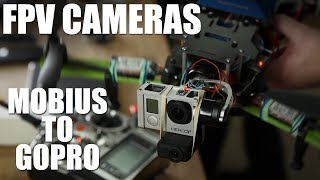 Flite Test - FPV Cameras, Mobius to GoPro - TIPS