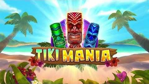 Tiki Mania Online Slot Promo