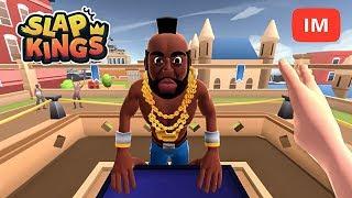 Slap Kings Game
