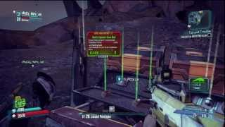 borderlands 2, how to get the medic mantis head