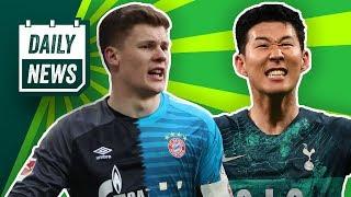 Bayern will Schalke-Star! 40 Mio für Kabak? Klinsmann zu Hertha & Hecking zu S04? Jovic bis 2023!