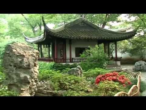 Chine les  authentiques jardins zen de Suzhou