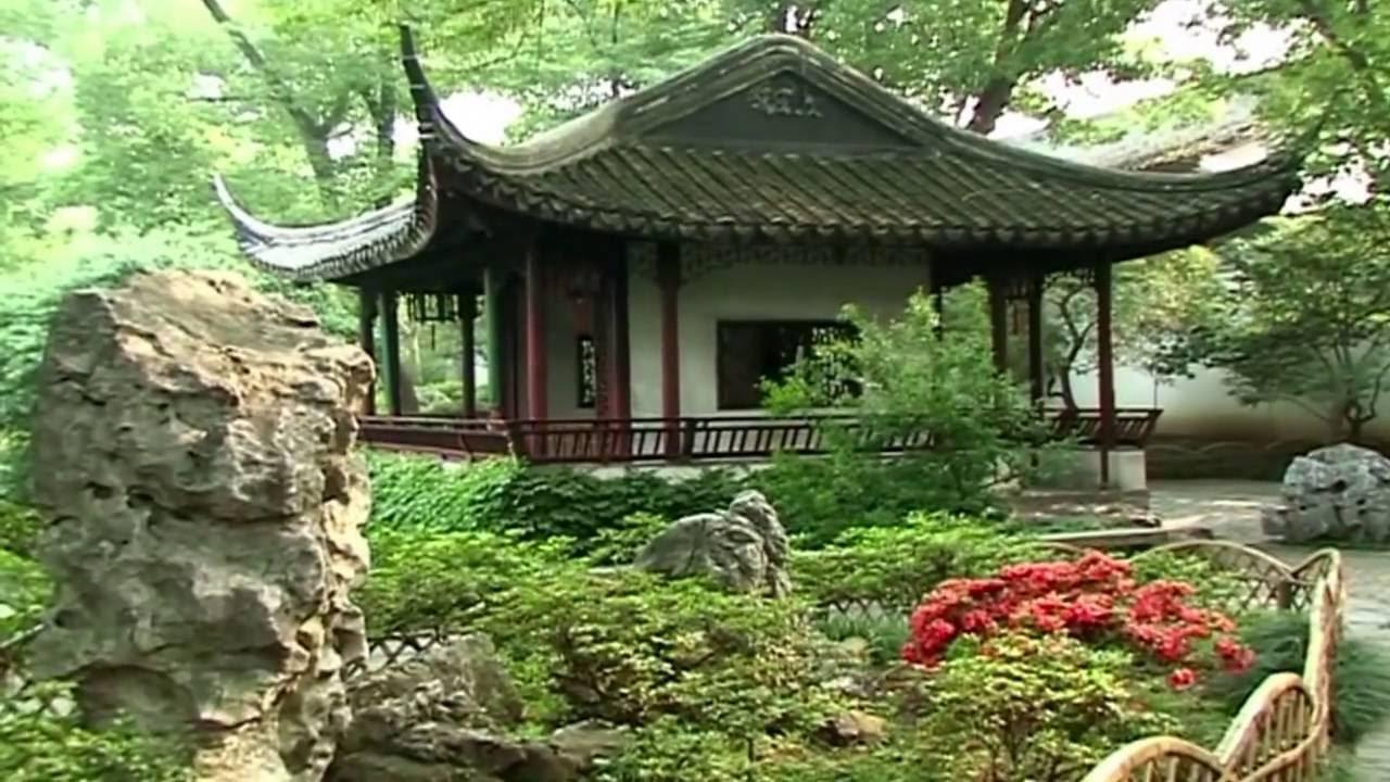 photo jardin chinois