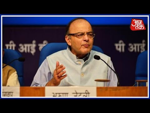 Shatak Aaj Tak:  Arun Jaitley To Attend GST Council Meeting In Srinagar Today