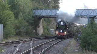 35028 Clan Line Atlantic Coast Express 10 August 2019