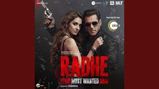 Radhe Title Track
