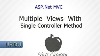 Create Views without Action Result Method [ASP.NET MVC ]