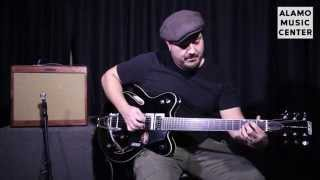Product Review & Demo Gretsch G5622T-CB Electromatic Center Block Semi-Hollow Electric Guitar Black