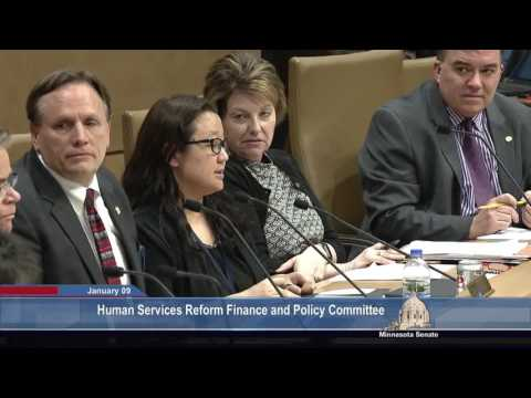 Committee Hears About Family Services and Continuing Care