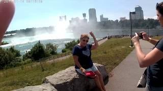 Niagara Falls - New York - June 2018 - Maid of the Mist - Horseshoe Falls