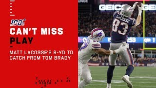 Matt LaCosse's TD Grab Caps 11-Play Drive
