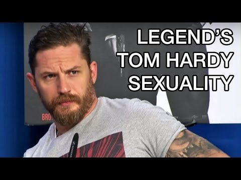 Tom Hardy Legend Interview Sexuality Question TIFF 2015 Press Conference Gets Shutdown, MySpace Leak from YouTube · Duration:  2 minutes 13 seconds