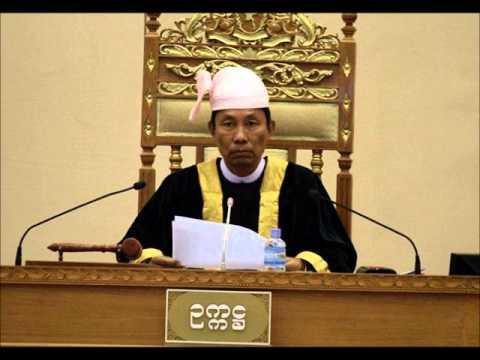 Kachin Public Meeting With Thura Shwe Mann, House Speaker, in Myitkyina 9 February 2013 Part I