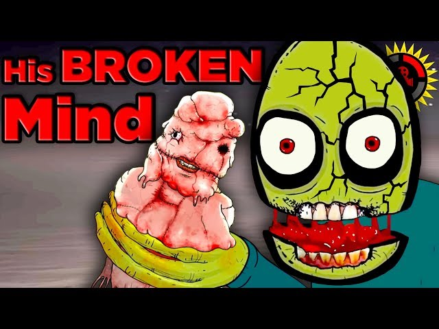 Film Theory: The Broken Mind of Salad Fingers (Salad Fingers 11 Glass Brother)