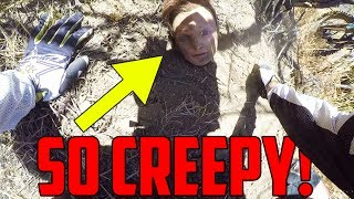 SCARIEST DISCOVERY EVER!