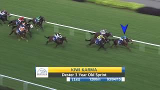 Krisflyer International Sprint 2015 Contenders: Kiwi Karma