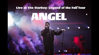 The Weeknd Angel Live At The Starboy Legend Of The Fall Tour
