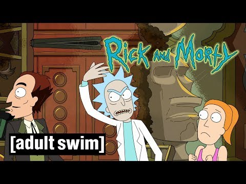 Rick And Morty | Ruining Summer's First Job | Adult Swim UK 🇬🇧