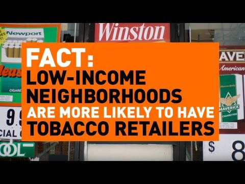 Warner Series: Perspectives on Tobacco as a Social Justice Issue