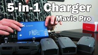 3 batteries in an hour!! - DJI Mavic Pro