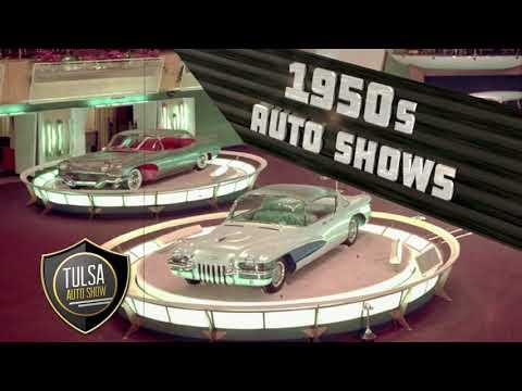2018 Tulsa Auto Show - April 13-15 at Expo Square