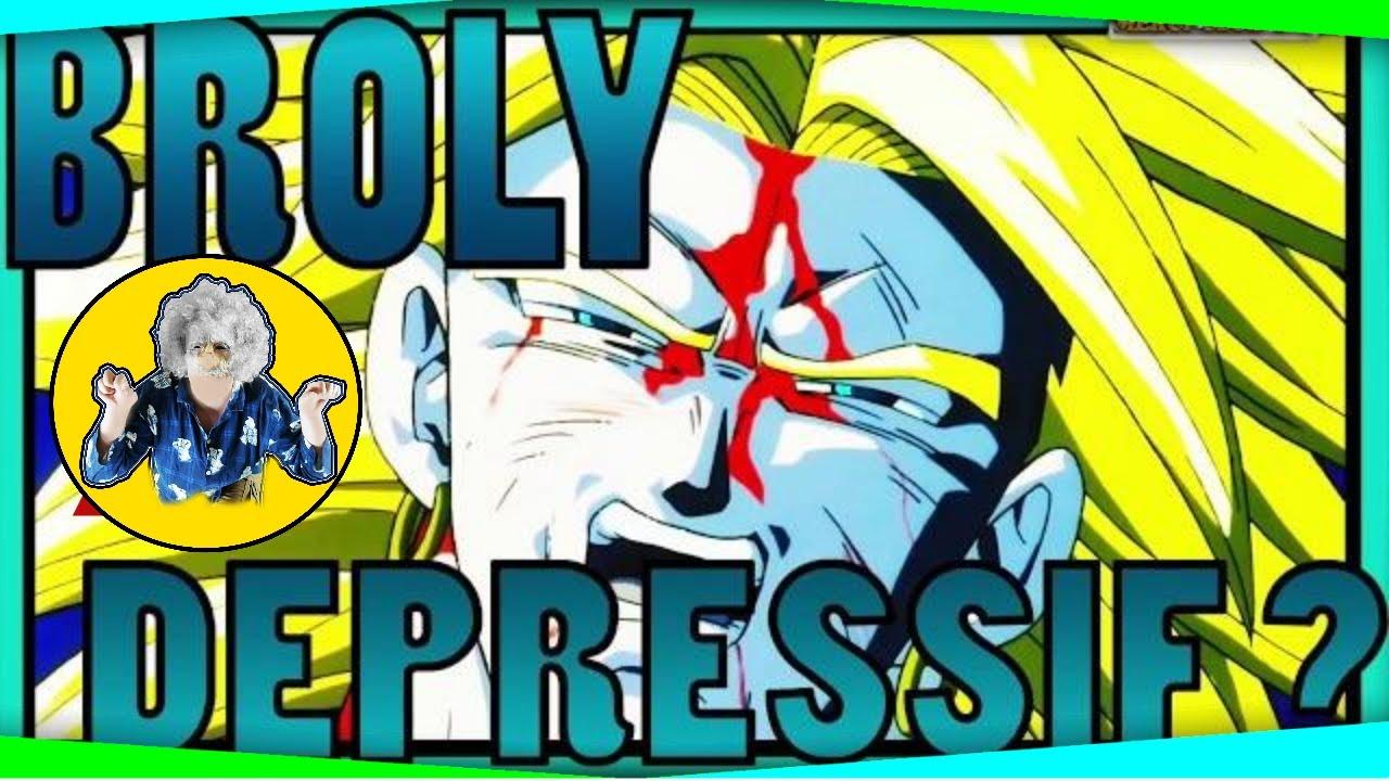 Broly est Dépressif, victimisé et gentil ? !