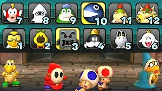 Mario Party 9 Boss Rush Koopa #17