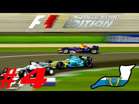 F1 Championship Edition: Reverse Grid Race - Part 4 - San Marino