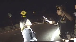 Hearbreaking Story Of State Police Officer Moved To Tears After DWI Stop