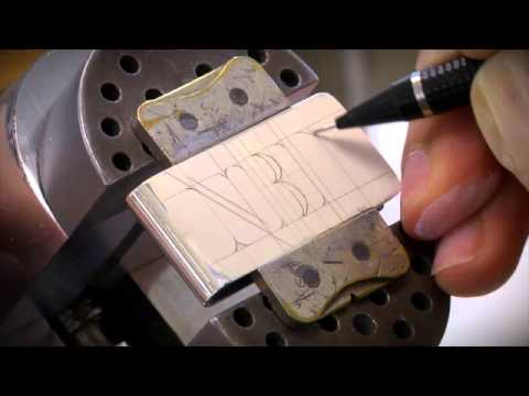 Hand Engraving James Avery