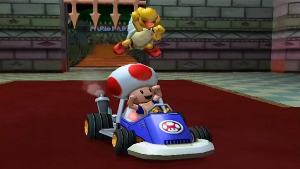 Mario Kart Double Dash: Toad And Paratroopa 150cc All Cup Tour (GameCube)  (1080p 60fps)
