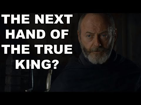 Will Ser Davos Seaworth survive the War for Dawn? - Game of Thrones Season 8
