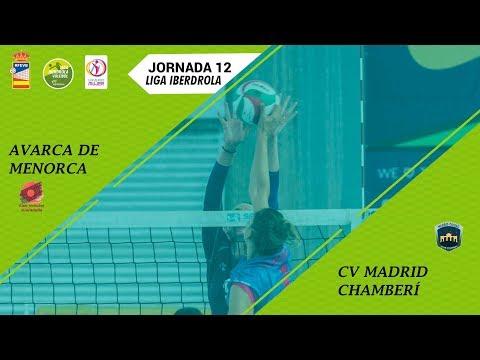 Liga Iberdrola 18/19 - Jornada-12 - Avarca De Menorca - Madrid Chamberí