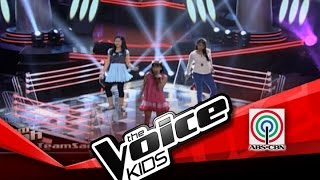 "The Voice Kids Philippines Battles ""Telephone"" by Kyle, Rica, and Khen"