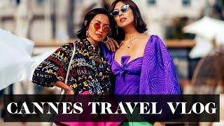 First Time in Cannes (ft. Liz Uy and Mond Gutierrez) | Laureen Uy