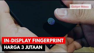 Sekarang OPPO ada FINGERPRINT DILAYAR! OPPO R17 Indonesia.