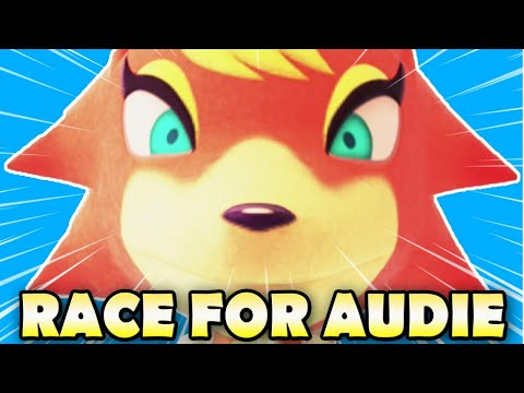 😲 FULL ISLAND MAZE!  WINNER GETS AUDIE! | Animal Crossing New Horizons