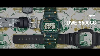 카시오 지샥 DWE-5600CC 리뷰 ┃ CASIO G…